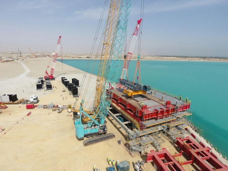 Al Zour Refinery, Kuwait