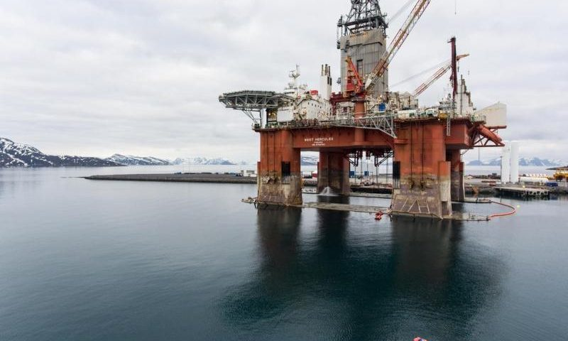 Equinor Drilling for Potential CO₂ Storage