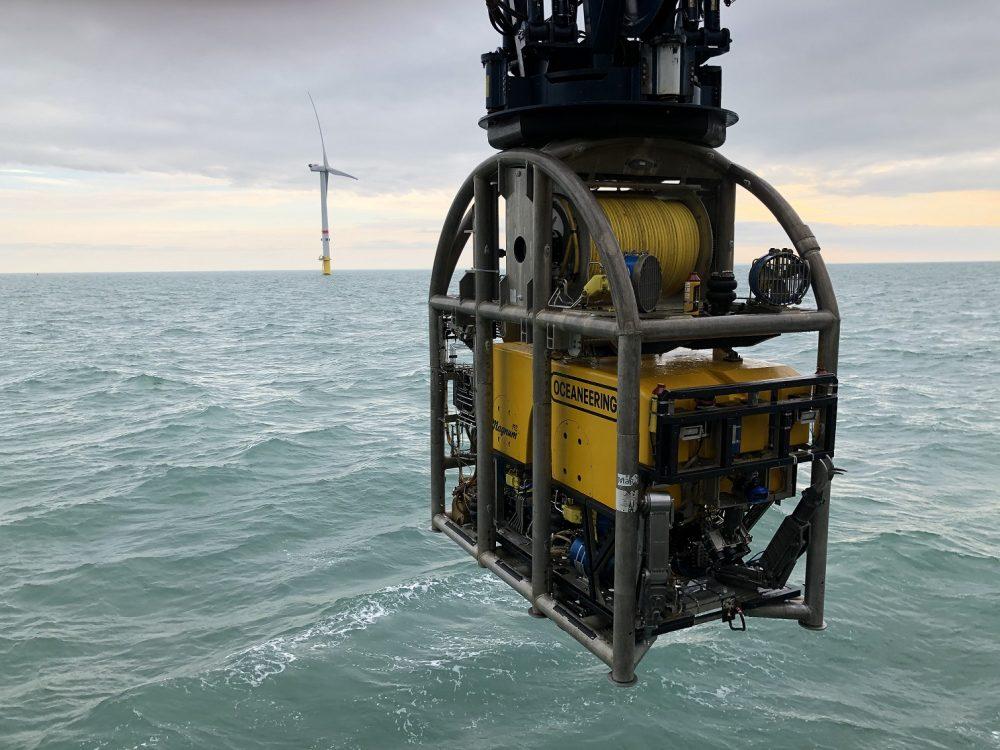 Norther Offshore Wind Project, Belgium
