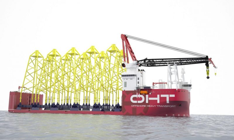 OHT's New Semi-Submersible Heavy Lift Vessel Alfa Lift