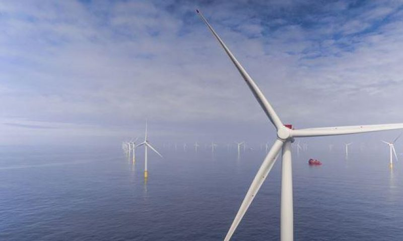 11 MW Siemens Gamesa Turbines for Vattenfall's Hollandse Kust Zuid 1&2