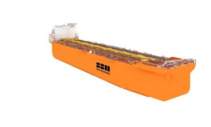 SBM Offshore Fast4Ward® new build multi-purpose hulls