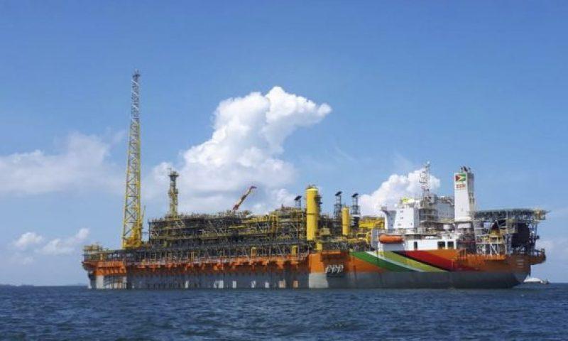 SMB Offshore FPSO Liza Destiny Offshore Guyana