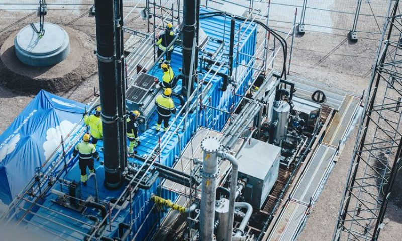 Aker Solutions Starts CCS Test Program at Preem Refinery in Sweden
