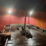 Daen service Anchor handling Port of Antwerp