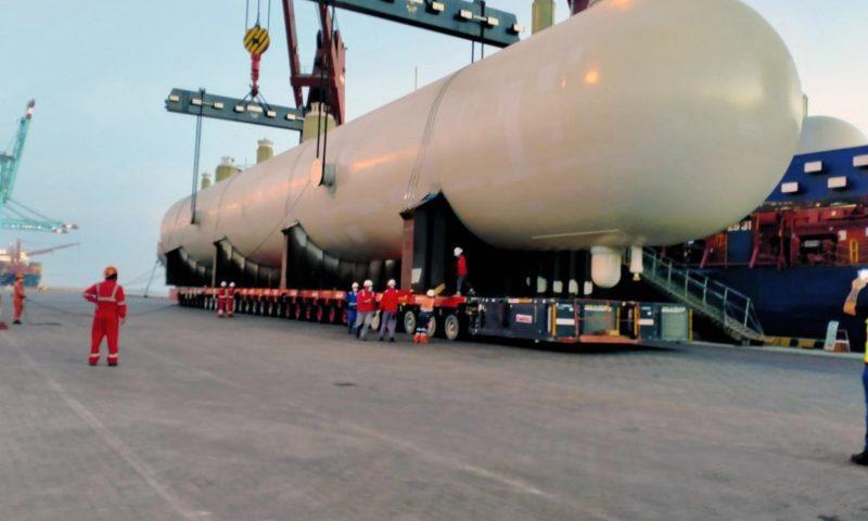 Fagioli loadout, loadin heavy transport Bahrain