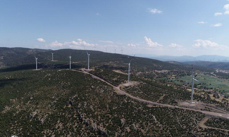 Onshore Wind farm turkey Ge renewable energy