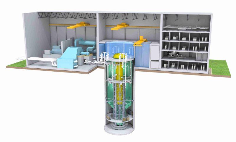 BWRX-300 Small Modular Reactor Design