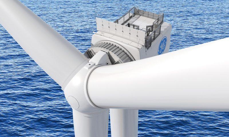 GE, Wind blades, offshore wind, wind power testing of wind blades, wind energy