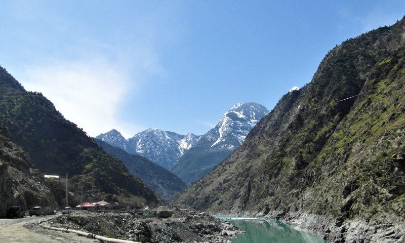 Dasu Hydropower Project Pakistan