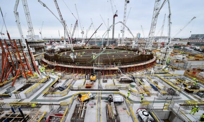 Hinkley Point C Smashes Target for Spending in the South-West