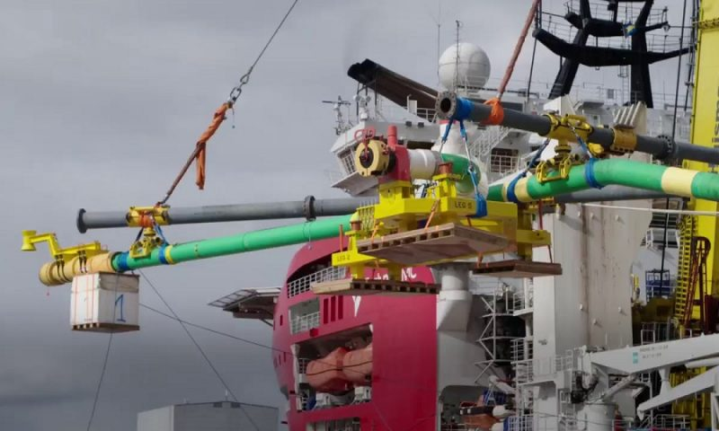 Load Out and Installation of the New Tie-in Subsea Spool for Duva Project