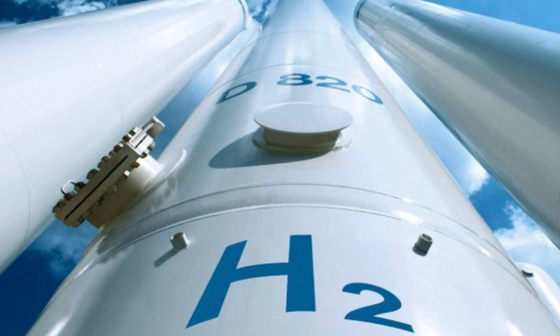 Polish Oil and Gas Company (PGNiG), hydrogen for power generation, green energy
