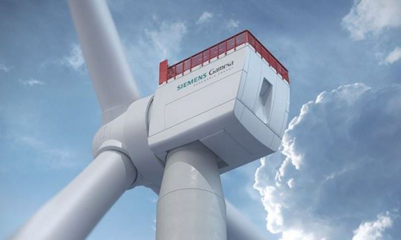 Siemens Gamesa SG 14 MW offshore wind turbines 300 MW Hai Long 2 offshore wind project