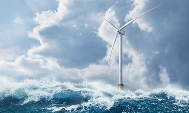 Siemens Gamesa 14 MW Offshore Wind Turbine with 222-Meter Rotor