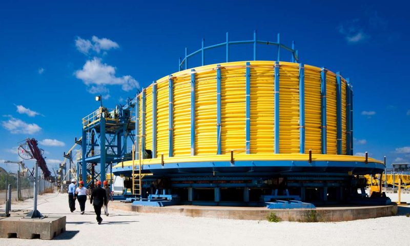 Aker Solutions Umbilicals Contract Subsea 7 King's Quay Development U.S. Gulf of Mexico