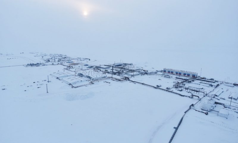 Drilling of First Producing Well Starts at Kharasaveyskoye Field in Yamal