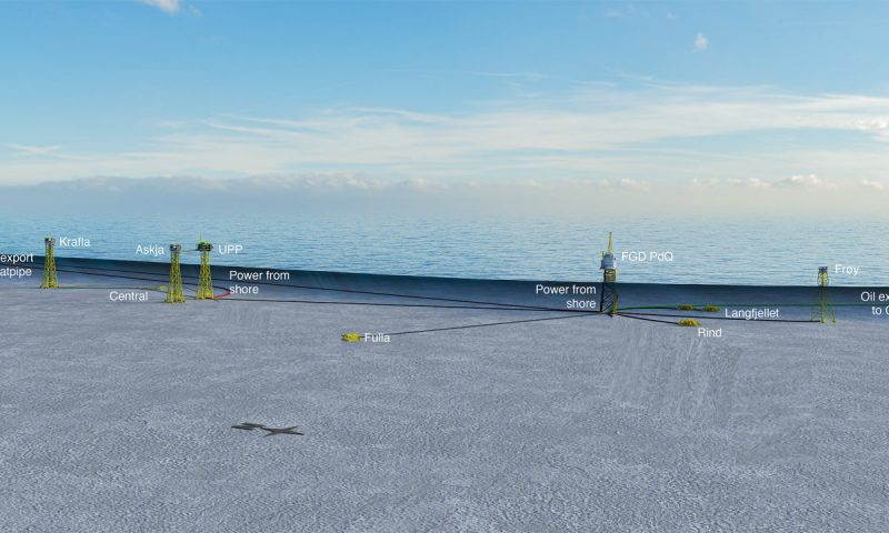 Equinor and Aker BP Give Green Light for Krafla, Fulla and North of Alvheim