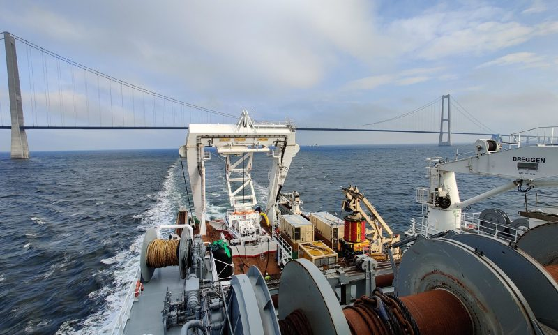 Global Offshore Launches New Pre-Plough Technology with Vattenfall