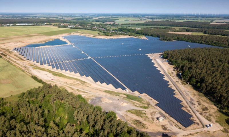 Huawei Supplies 65 MW PARK in Germany with FusionSolar Inverters