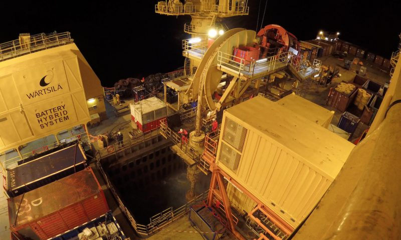 MDL Has Completed Two-phase Balder Decommissioning Scope with Ocean Installer