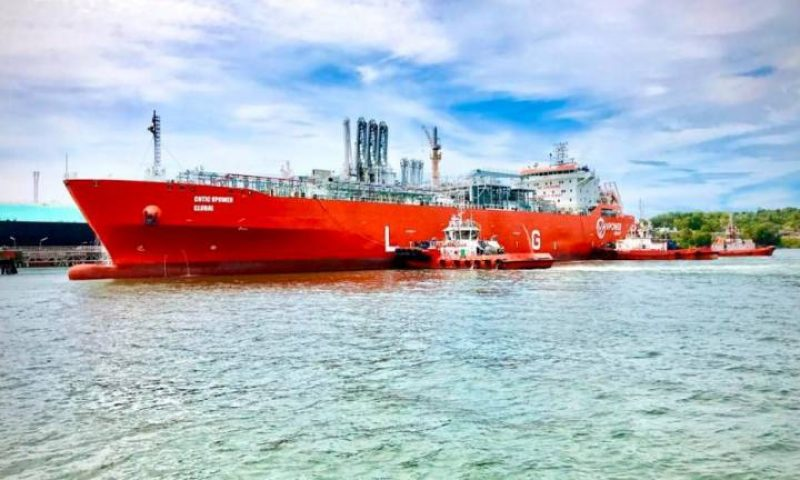 PETRONAS Enters Myanmar's Gas Market with First LNG Cargo Delivery