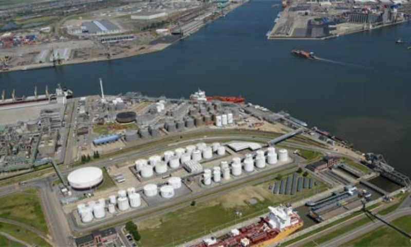 Port of Antwerp Turns to Biomethanol, ENGIE