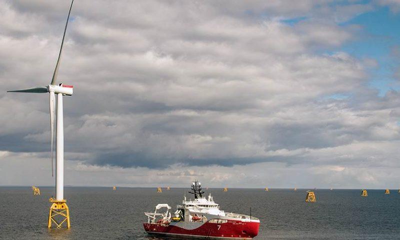 Seaway 7's Aberdeen Base set for SSE Renewables' Seagreen