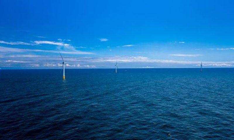 Siemens Gamesa, Ailes Marine, Iberdrola, SG 8.0-167 DD offshore wind turbines, Bay of Saint Brieuc offshore wind power plant.