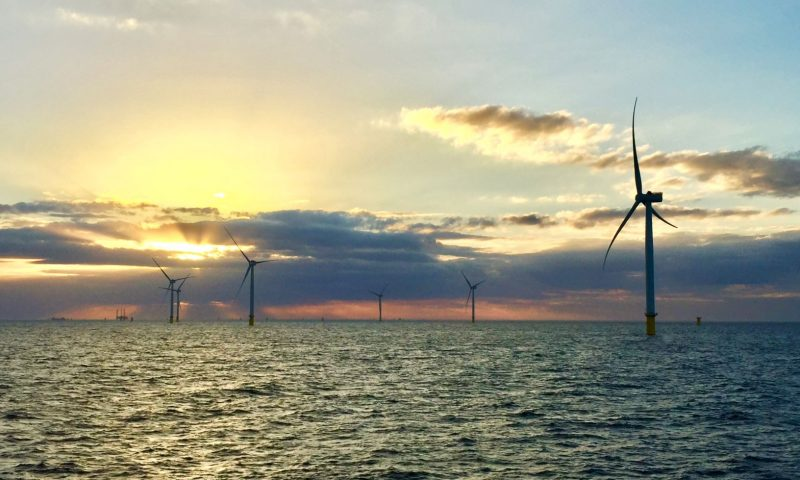 Siemens to Supply High-Voltage Equipment for Major U.S. Offshore Wind Project