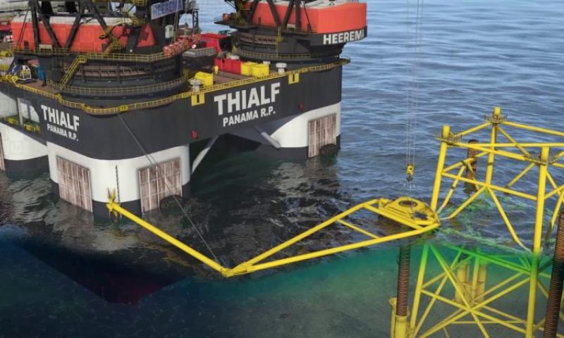 Silent Foundations for Heerema Marine Contractors