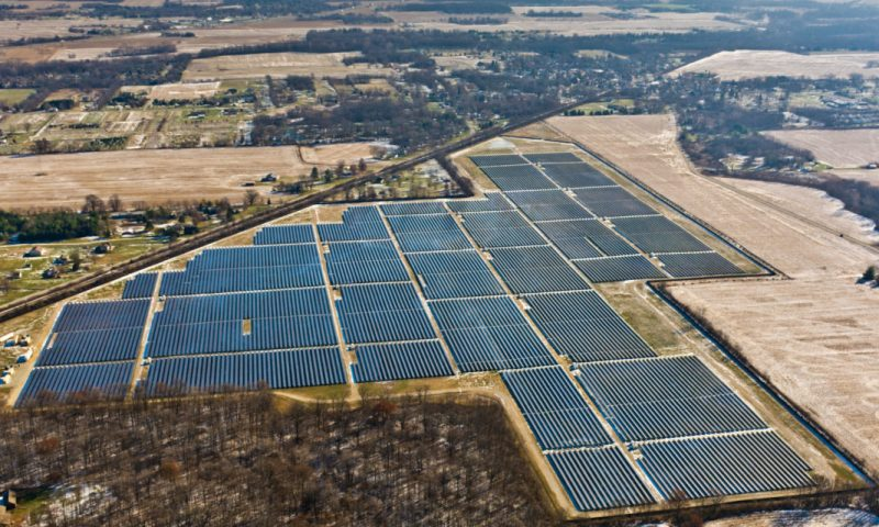 Wood Marks U.S. Renewable Presence with 2 Mature Solar Contracts