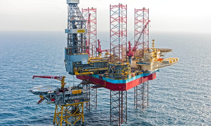 World-Class Drilling on Valhall Flank West