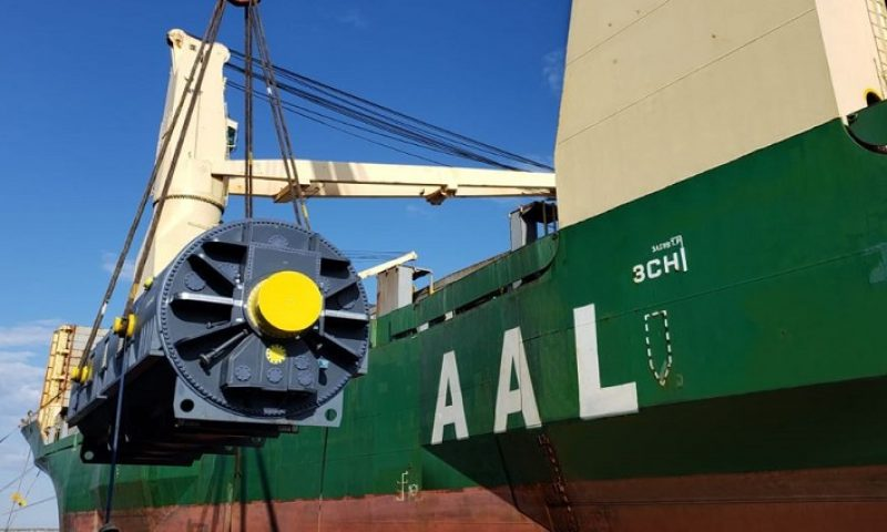 AAL Delivers Two Siemens Generators for EU & Iraq Power Plants