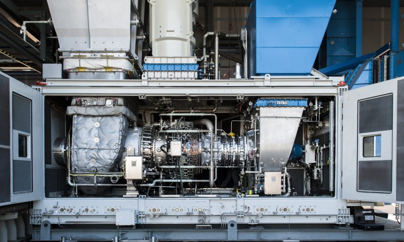 Baker Hughes Tests World's First Hydrogen Blend Turbine for Gas Networks