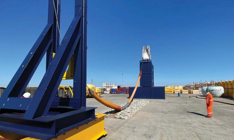 Balmoral Develops Offshore Wind Integrated Cable Protection Solution