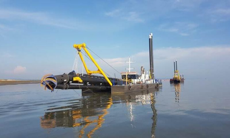 Damen Contracted to Deliver Full Option Cutter Suction Dredger in Argentina