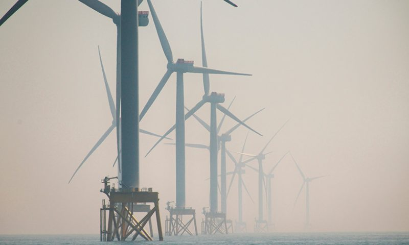 East Anglia Reaches Major Milestone with Windfarm Completion