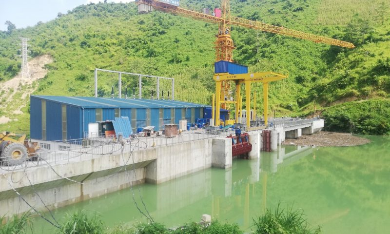 156MW Song Bung 4 hydropower project Vietnam