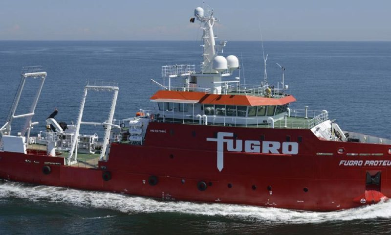 Fugro Completes Site Investigation Contract for Qatargas North Field
