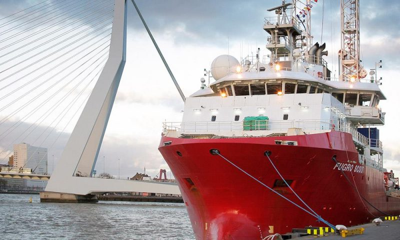Fugro Starts Vattenfall Site Investigation at Two UK OWFs