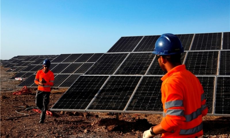 Iberdrola Invests EUR 180 Million to Develop Four New Photovoltaic Plants