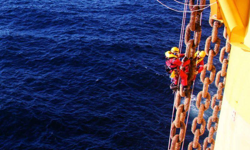 Oceaneering Offshore Inspection Angola