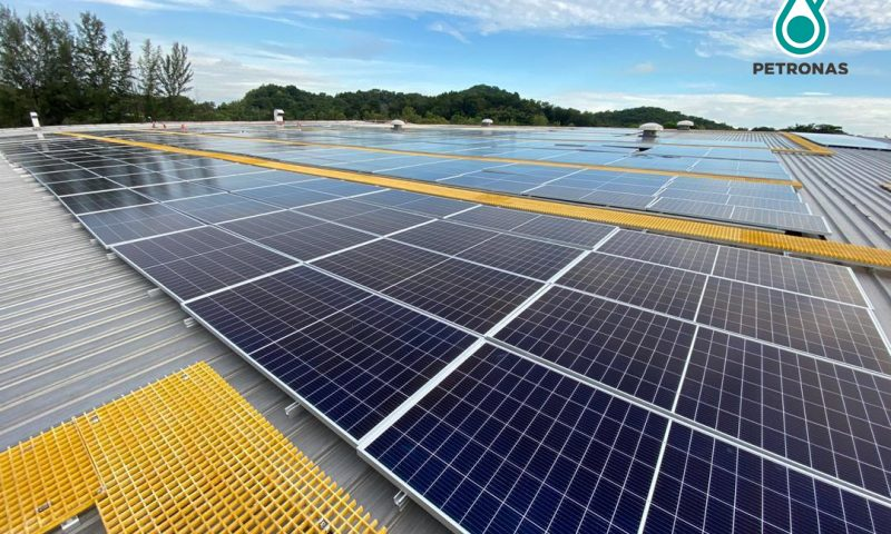 PETRONAS and NEFIN Group, Renewable Energy Projects, Solar energy