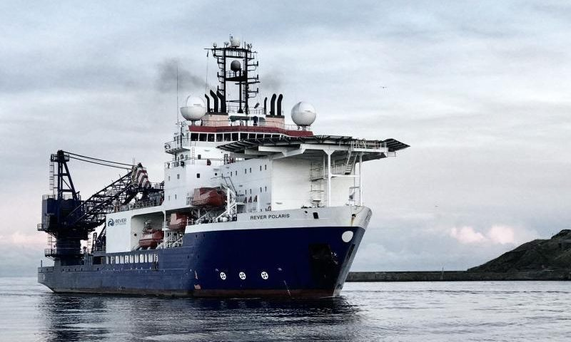 Rever Polaris, Rever Offshore Completes Serica Energy Contract