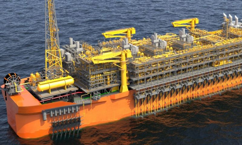 SBM Offshore Completes US$600 Million Bridge Loan for FPSO Sepetiba