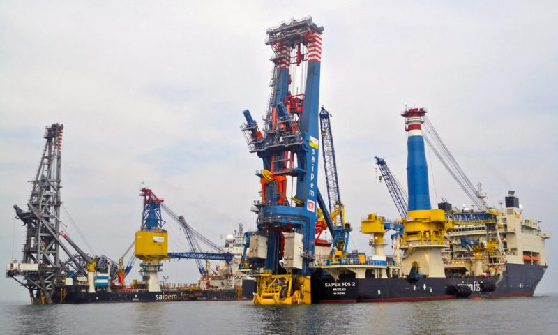 Saipem Awarded USD 325 million Contract for the Búzios Pre-Salt Field Brazil