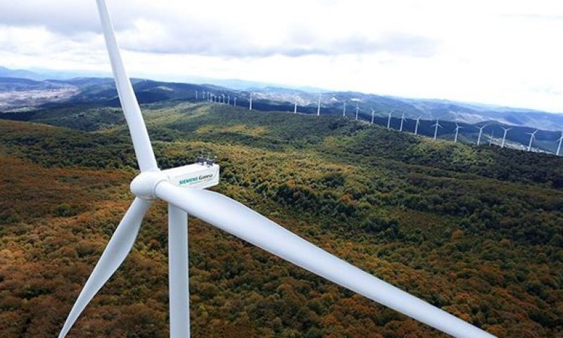 Siemens Gamesa Launches Next Generation Wind Turbine in India