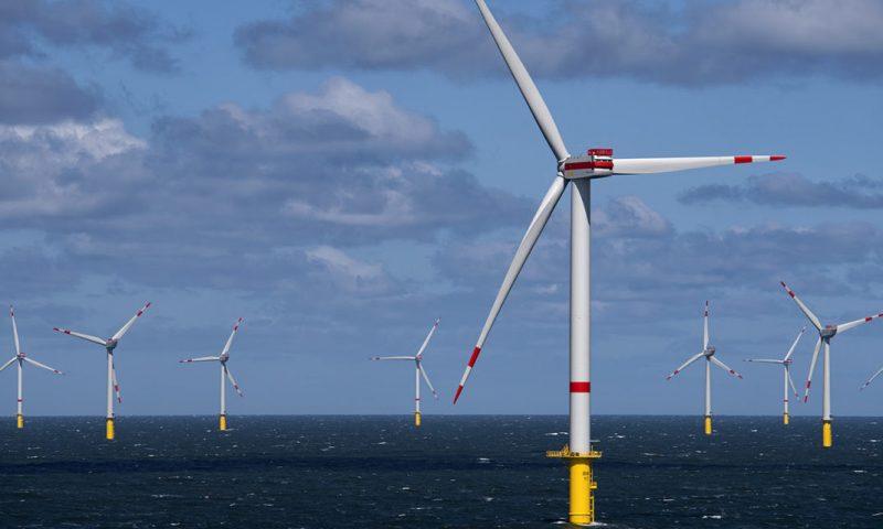 Siemens Gamesa and Trianel Windpark Borkum II Celebrate New Milestone