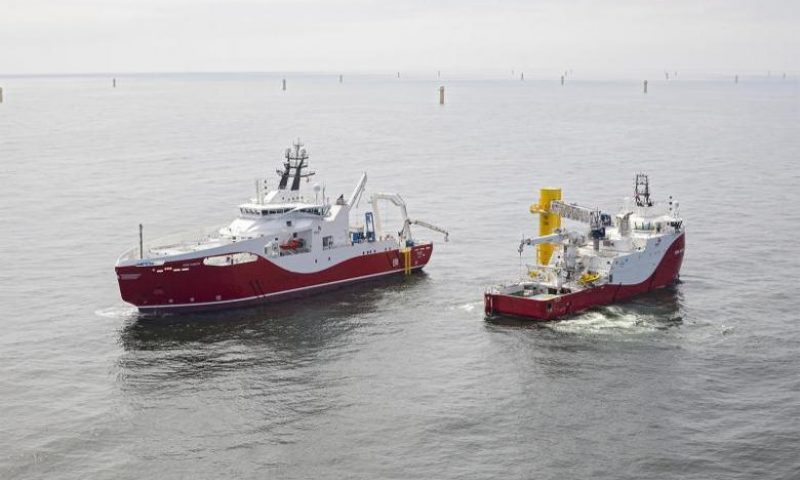 Subsea 7 Scored Renewables Contract Offshore Taiwan